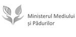 Ministerul Mediului si Padurilor logo